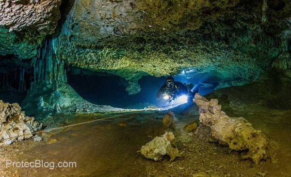 ProTec Dive Center Tulum, Mexico